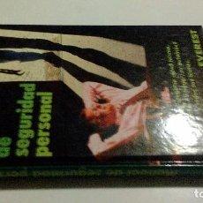 Coleccionismo deportivo: MANUAL DE SEGURIDAD PERSONAL-DRAKE, ALLAN-EVEREST-1991-TAPAS DURAS. Lote 103810155