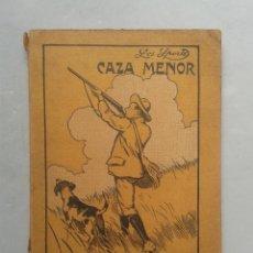Coleccionismo deportivo: LOS SPORTS. CAZA MENOR. ÁNGEL DE ARAMBURU. AÑO 1916.. Lote 103864171