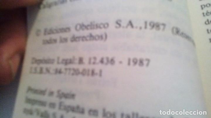 Coleccionismo deportivo: GUIA PRACTICA DEL WU-SHU-Ediciones Obelisco, 1987-ARTES MARCIALES - Foto 3 - 104096263