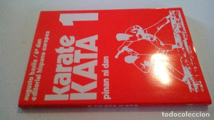 KARATE KATA 1-PINAN GO DAN-ARTES MARCIALES (Coleccionismo Deportivo - Libros de Deportes - Otros)