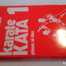 Coleccionismo deportivo: KARATE KATA 1-PINAN GO DAN-ARTES MARCIALES. Lote 104102447