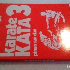 Coleccionismo deportivo: KARATE KATA 3-PINAN GO DAN-ARTES MARCIALES. Lote 104102475