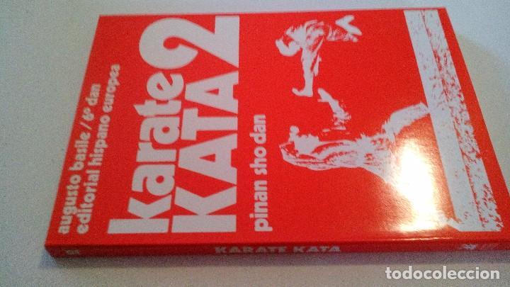 KARATE KATA 2-PINAN GO DAN-ARTES MARCIALES (Coleccionismo Deportivo - Libros de Deportes - Otros)