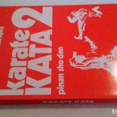 Coleccionismo deportivo: KARATE KATA 2-PINAN GO DAN-ARTES MARCIALES. Lote 104102503