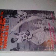 Coleccionismo deportivo: TAEKWONDO-TÉCNICAS PARA LA COMPETICIÓN MODERNA-ANDRÉS CARBONELL-ALAS 1985-ARTES MARCIALES . Lote 104322591