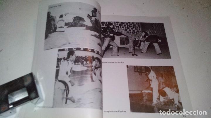 Coleccionismo deportivo: TAEKWONDO-TÉCNICAS PARA LA COMPETICIÓN MODERNA-ANDRÉS CARBONELL-ALAS 1985-ARTES MARCIALES - Foto 5 - 104322591