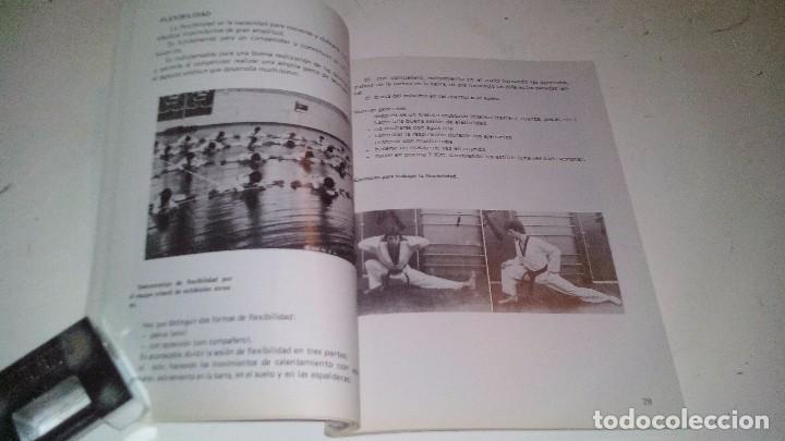 Coleccionismo deportivo: TAEKWONDO-TÉCNICAS PARA LA COMPETICIÓN MODERNA-ANDRÉS CARBONELL-ALAS 1985-ARTES MARCIALES - Foto 7 - 104322591