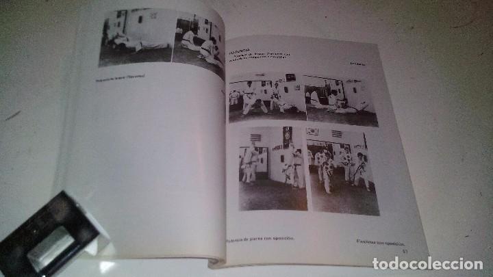 Coleccionismo deportivo: TAEKWONDO-TÉCNICAS PARA LA COMPETICIÓN MODERNA-ANDRÉS CARBONELL-ALAS 1985-ARTES MARCIALES - Foto 8 - 104322591