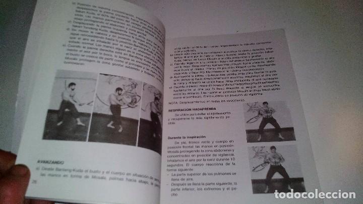 Coleccionismo deportivo: INTRODUCCIÓN AL PENCAK SILAT-Juan I. Berrenechea -Pendekar Suci-editorial ALAS 1986-ARTES MARCIALES - Foto 6 - 192359658