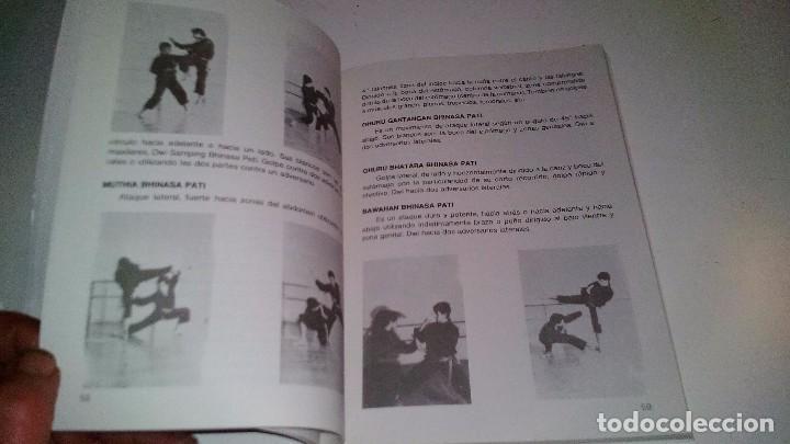 Coleccionismo deportivo: INTRODUCCIÓN AL PENCAK SILAT-Juan I. Berrenechea -Pendekar Suci-editorial ALAS 1986-ARTES MARCIALES - Foto 7 - 192359658