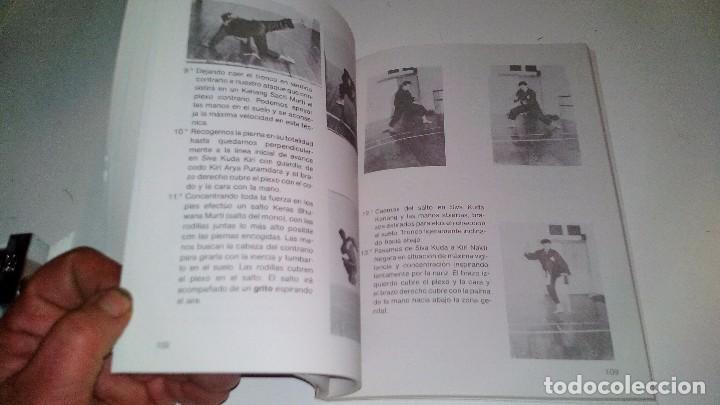 Coleccionismo deportivo: INTRODUCCIÓN AL PENCAK SILAT-Juan I. Berrenechea -Pendekar Suci-editorial ALAS 1986-ARTES MARCIALES - Foto 8 - 192359658