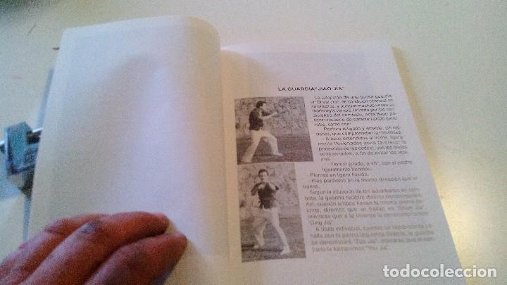 Coleccionismo deportivo: SHUAI JIAO COMBATE CHINO TRADICIONAL-TECNICAS SUPERIORES (Yuan Zumou y J Luis Serra)-ARTES MARCIALES - Foto 6 - 104415035