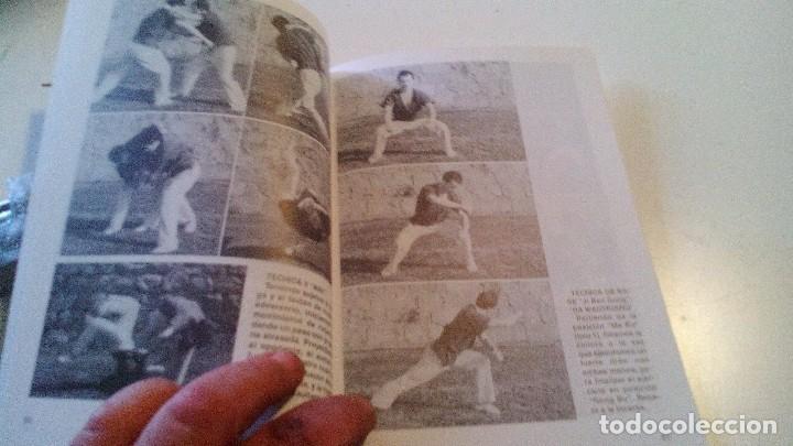 Coleccionismo deportivo: SHUAI JIAO COMBATE CHINO TRADICIONAL-TECNICAS SUPERIORES (Yuan Zumou y J Luis Serra)-ARTES MARCIALES - Foto 9 - 104415035