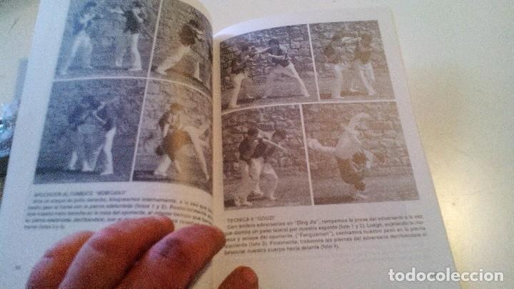 Coleccionismo deportivo: SHUAI JIAO COMBATE CHINO TRADICIONAL-TECNICAS SUPERIORES (Yuan Zumou y J Luis Serra)-ARTES MARCIALES - Foto 10 - 104415035