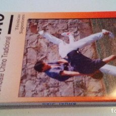 Coleccionismo deportivo: SHUAI JIAO COMBATE CHINO TRADICIONAL-TECNICAS SUPERIORES (YUAN ZUMOU Y J LUIS SERRA)-ARTES MARCIALES. Lote 104415047