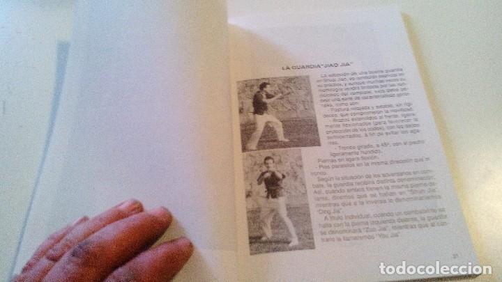 Coleccionismo deportivo: SHUAI JIAO COMBATE CHINO TRADICIONAL-TECNICAS SUPERIORES (Yuan Zumou y J Luis Serra)-ARTES MARCIALES - Foto 6 - 104415047