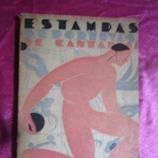 Coleccionismo deportivo: ESTAMPAS DEPORTIVAS DE CANTABRIA FERMIN SANCHEZ AÑO 1931 DEPORTES TIPICOS. Lote 29439582