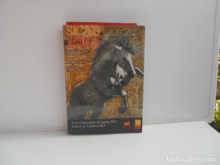 SICAB 2005 (Coleccionismo Deportivo - Libros de Deportes - Otros)