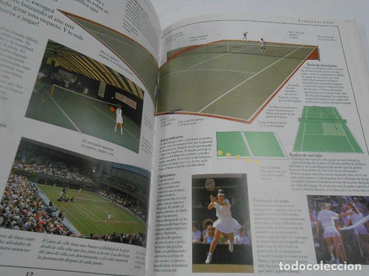 Coleccionismo deportivo: JÓVENES TENISTAS. UNA GUÍA PARA JUGAR BIEN AL TENIS. SÁNCHEZ VICARIO, ARANTXA. TDK326 - Foto 2 - 108873395