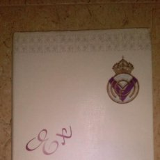 Coleccionismo deportivo: LIBRO, REAL MADRID, ASOCIACIÓN DE EX JUGADORES DEL 1902-1998. Lote 110045703
