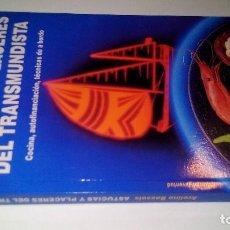 Coleccionismo deportivo: ASTUCIAS Y PLACERES DEL TRANSMUNDISTA: COCINA, AUTOFINANCIACIÓN, TÉCNICAS DE A BORDO-AVELINO BASSOLS. Lote 110096955