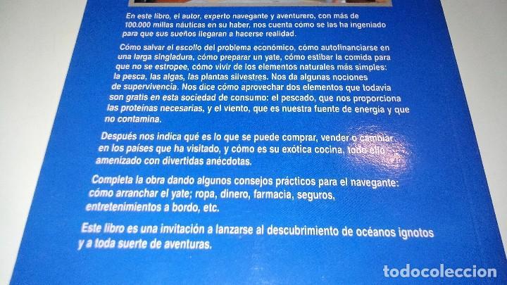 Coleccionismo deportivo: Astucias y placeres del transmundista: cocina, autofinanciación, técnicas de a bordo-AVELINO BASSOLS - Foto 3 - 110096955