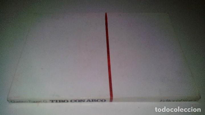 Coleccionismo deportivo: TIRO CON ARCO-BIBLIOTECA DEPORTIVA-GUSTAVO EGGERT G-EDITORIAL SINTES-53 ILUSTRACIONES - Foto 2 - 110417531
