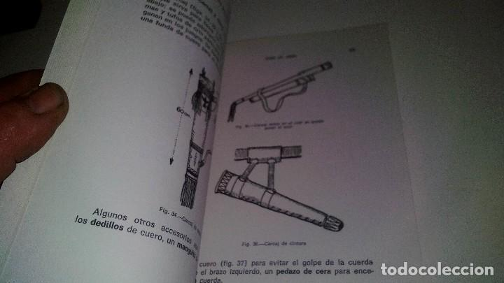 Coleccionismo deportivo: TIRO CON ARCO-BIBLIOTECA DEPORTIVA-GUSTAVO EGGERT G-EDITORIAL SINTES-53 ILUSTRACIONES - Foto 8 - 110417531