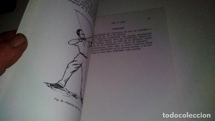 Coleccionismo deportivo: TIRO CON ARCO-BIBLIOTECA DEPORTIVA-GUSTAVO EGGERT G-EDITORIAL SINTES-53 ILUSTRACIONES - Foto 9 - 110417531