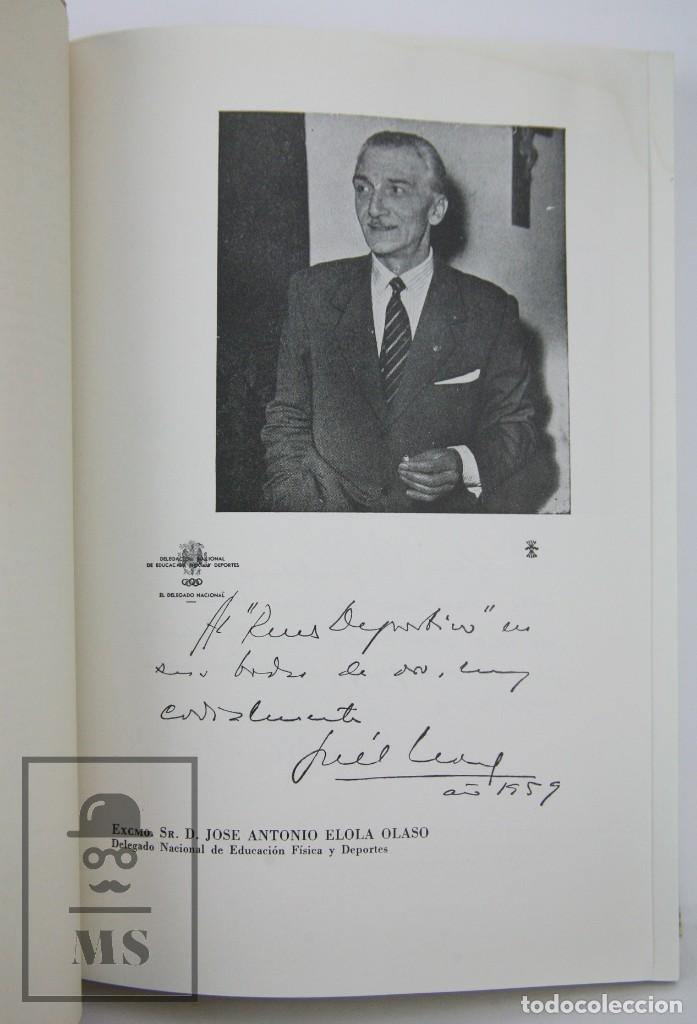 Coleccionismo deportivo: Libro Bodas de Oro. Reus Deportivo 1909-1959 - Edición Limitada 600 Ejemplares - Reus, 1961 - Foto 3 - 112334191
