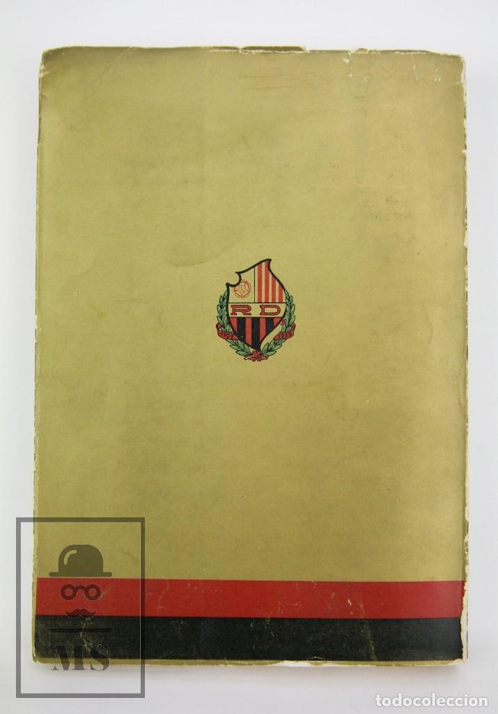 Coleccionismo deportivo: Libro Bodas de Oro. Reus Deportivo 1909-1959 - Edición Limitada 600 Ejemplares - Reus, 1961 - Foto 11 - 112334191