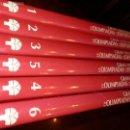 Coleccionismo deportivo: COMPLETA 6 VOL.GRAN HISTORIA DE LAS OLIMPIADAS Y LOS DEPORTES,1993,SIN USO. 200 PP POR TOMO. Lote 56634940