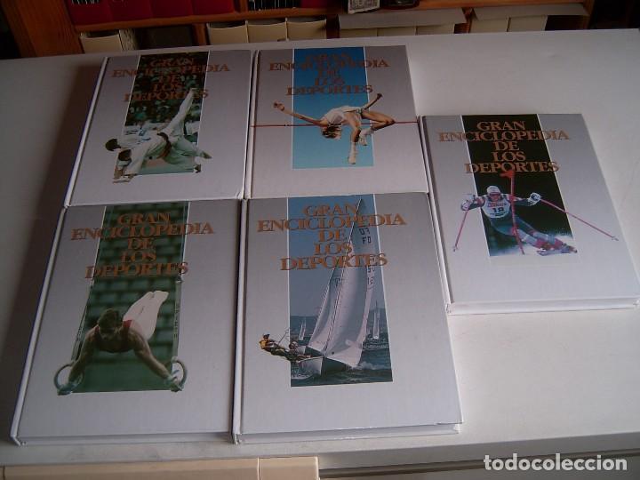 Coleccionismo deportivo: GRAN ENCICLOPEDIA DE LOS DEPORTES - Foto 2 - 113937295