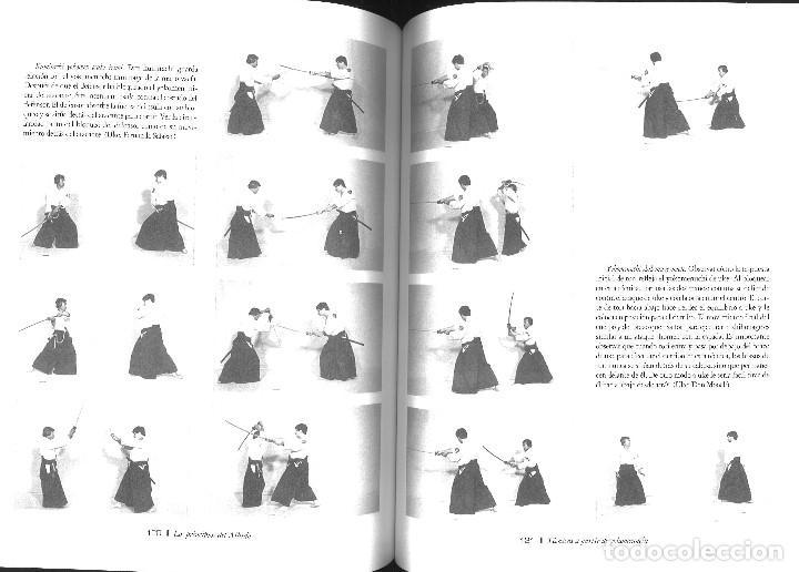 Coleccionismo deportivo: Los principios del Aikido. Mitsugi Saotome. 2001 - Foto 3 - 152786872