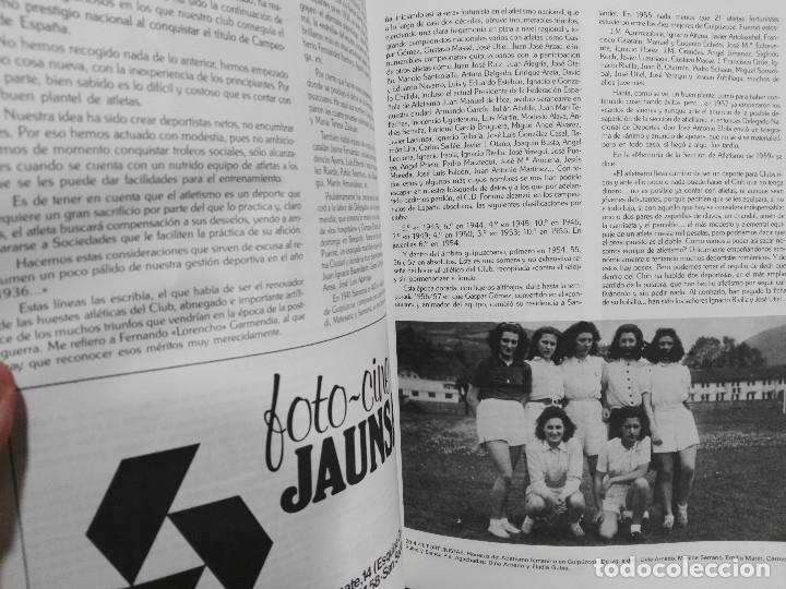 Coleccionismo deportivo: revista del club deportivo fortuna de san sebastian de sus bodas de diamante - Foto 2 - 114451631
