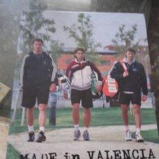 Coleccionismo deportivo: MADE IN VALENCIA -EL EXITO DEL TENIS EN LA COMUNIDAD (JUAN OLIVER-CARLOS URRUTIA). Lote 114696236