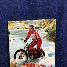 Coleccionismo deportivo: INICIACIÓN AL MOTO-CROSS TRIAL Y AL TODO TERRENO LINATI BIGAS ALEJANDRO DE VECCHI. Lote 115939563