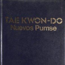Coleccionismo deportivo: TAE KWON-DO - NUEVOS PUMSE - FEDERACION MUNDIAL DE TAE KWON-DO. Lote 119760291