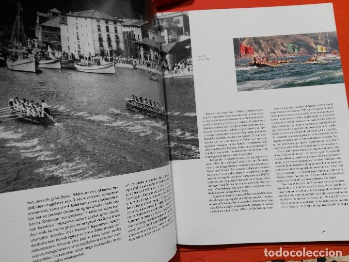 Coleccionismo deportivo: libro regatas traineras evolucion de las regatas de traineras desde 1879 a 2004 - Foto 2 - 120325299