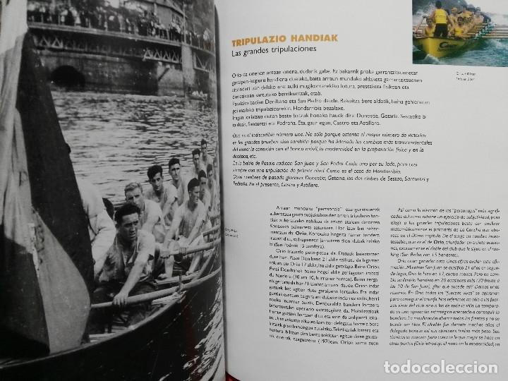 Coleccionismo deportivo: libro regatas traineras evolucion de las regatas de traineras desde 1879 a 2004 - Foto 3 - 120325299