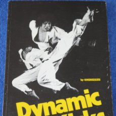 Coleccionismo deportivo: DYNAMIC KICKS - ESSENTIALS FOR FREE FIGHTING - CHONG LEE - OHARA PUBLICATIONS (1975). Lote 127002591
