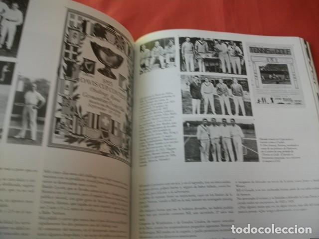 Coleccionismo deportivo: LIBRO WINSTON DEL TENIS. 500 AÑOS DE HISTORIA - GIANNI CLERICI - Foto 3 - 127669543