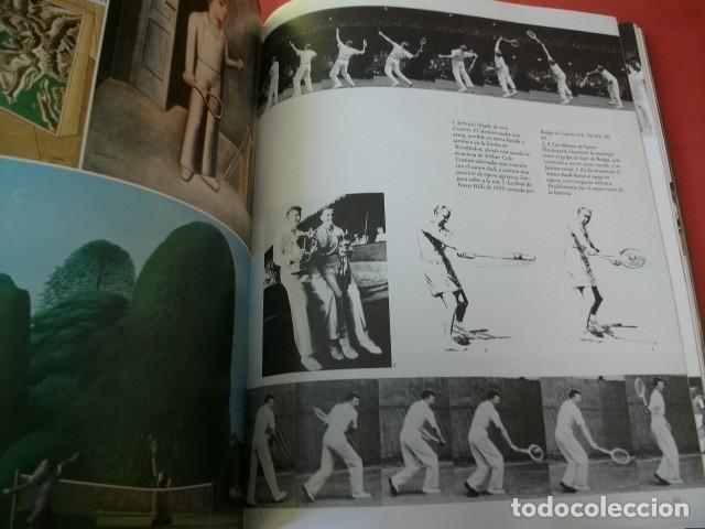 Coleccionismo deportivo: LIBRO WINSTON DEL TENIS. 500 AÑOS DE HISTORIA - GIANNI CLERICI - Foto 4 - 127669543