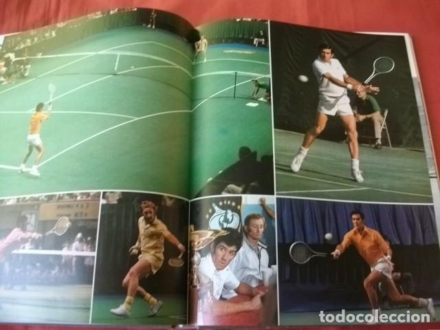 Coleccionismo deportivo: LIBRO WINSTON DEL TENIS. 500 AÑOS DE HISTORIA - GIANNI CLERICI - Foto 5 - 127669543