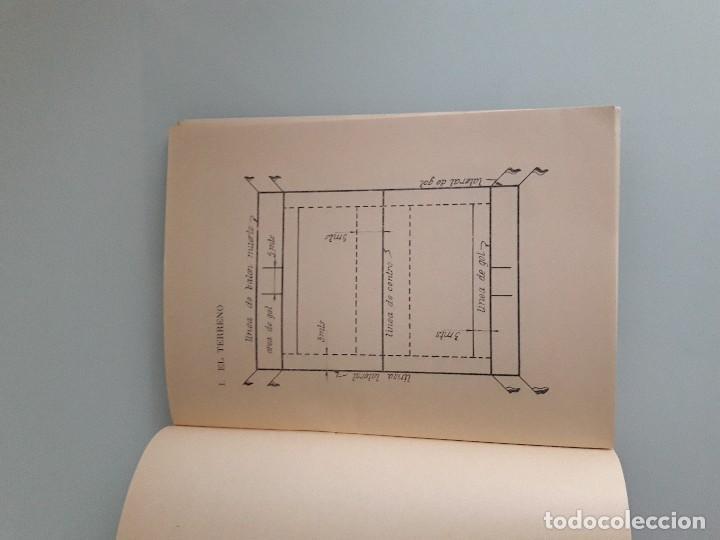 Coleccionismo deportivo: RUGBY - Reglamento de Rugby Educativo - Federación Española - Madrid 1967 - Foto 5 - 128524719