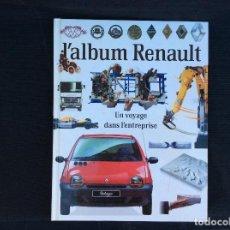 Coleccionismo deportivo: RENAULT ALBUM , EN FRANCÉS . Lote 128819703