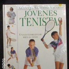 Coleccionismo deportivo - Jóvenes tenistas - Una guía para jugar bien al tenis - Arantxa Sánchez Vicario - 128828643