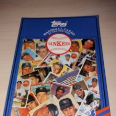 Coleccionismo deportivo: BASEBALL CARDS OF THE NEW YORK. Lote 128940100