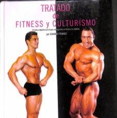 Coleccionismo deportivo: TRATADO DE FITNESS Y CULTURISMO - EDUARDO FRANCO CERECEDA. Lote 129265475