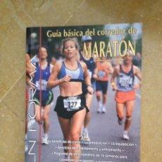 Coleccionismo deportivo: GUÍA BÁSICA DEL CORREDOR DE MARATÓN (CATHY SHIPTON Y LIZ MCCOLGAN). Lote 130683226